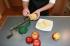 Kuchyňské náčiní Ezidri Kráječ a loupač jablek