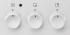 Sklokeramický sporák Electrolux EKC54550OW bílý