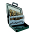 Sada vrtáků Bosch 13dílná do kovu HSS-R titanium