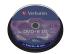 Disk Verbatim DVD+R DualLayer, 8.5GB, 8x, 10cake