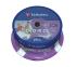 Disk Verbatim DVD+R DualLayer, 8,5GB, 8x, printable, 25cake