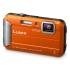 Digitální fotoaparát Panasonic DMC-FT30EP-D oranžový