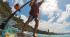 Plovák GoPro na zadní dvířka oranžové