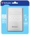 """Externí pevný disk 2,5"""" Verbatim Store 'n' Go 500GB stříbrný"""
