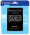 """Externí pevný disk 2,5"""" Verbatim Store 'n' Go 500GB černý"""