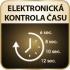 Kulma Rowenta SO CURLS CF3710F0 černá/zlatá