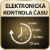 Kulma loknovací Rowenta SO CURLS CF3710F0 černá/zlatá