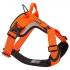 Postroj Hurtta Lifeguard Dazzle 80-100cm oranžový