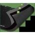 Podložka pod myš E-Blue Cobra S - herní, černo-zelená