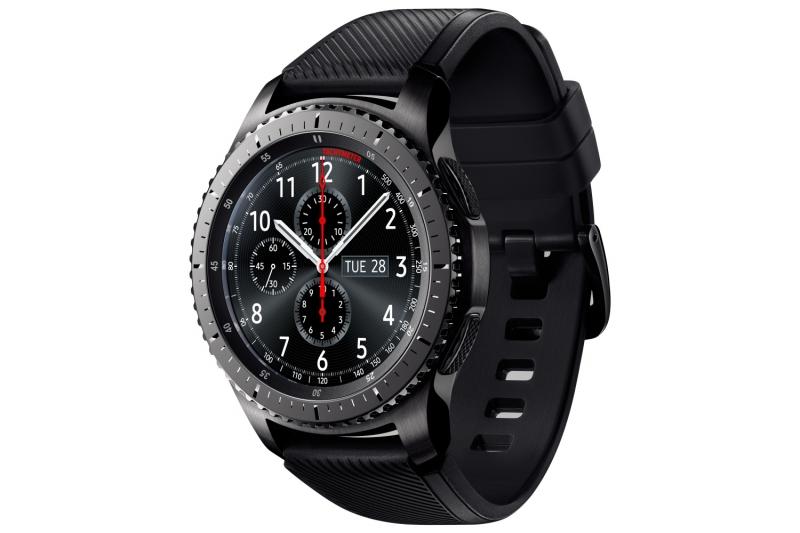 1e401890dd ... Chytré hodinky Samsung Gear S3 Frontier ...