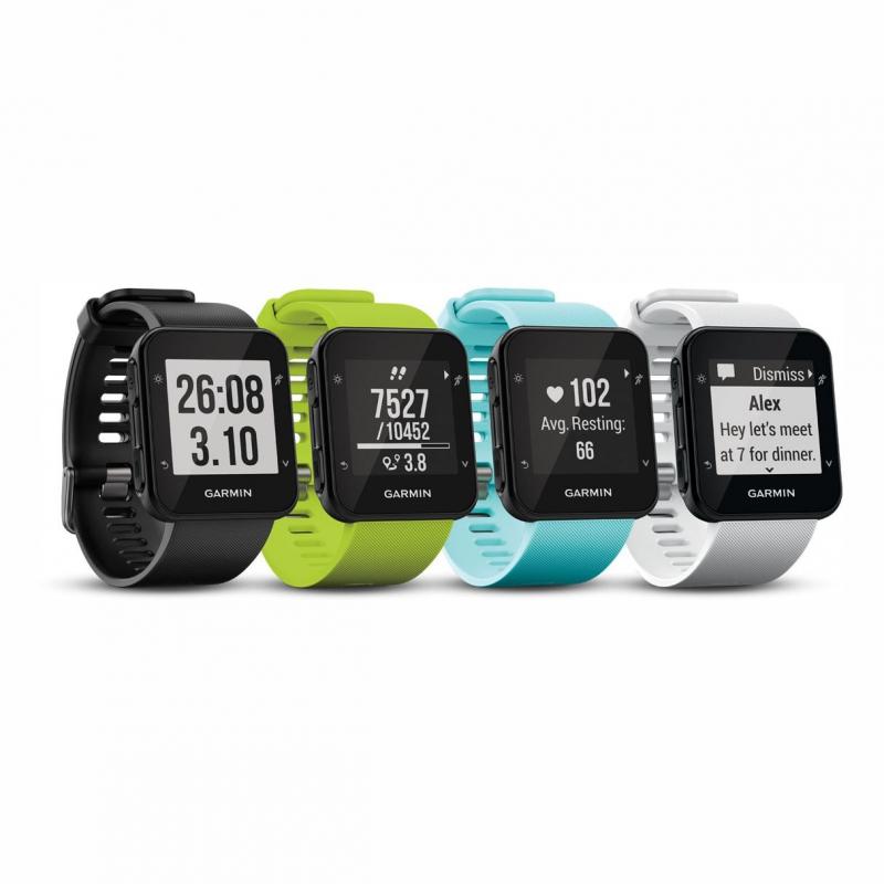 GPS hodinky Garmin Forerunner 35 zelené GPS hodinky Garmin Forerunner 35  zelené ... ac9ec015846