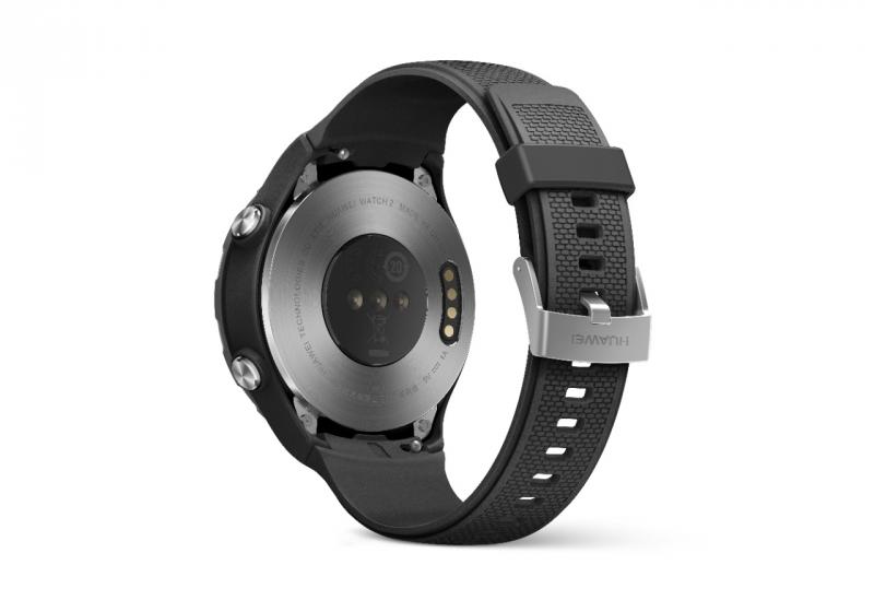... Chytré hodinky Huawei Watch 2 SIM Sport - Carbon Black ... e08413e76fd