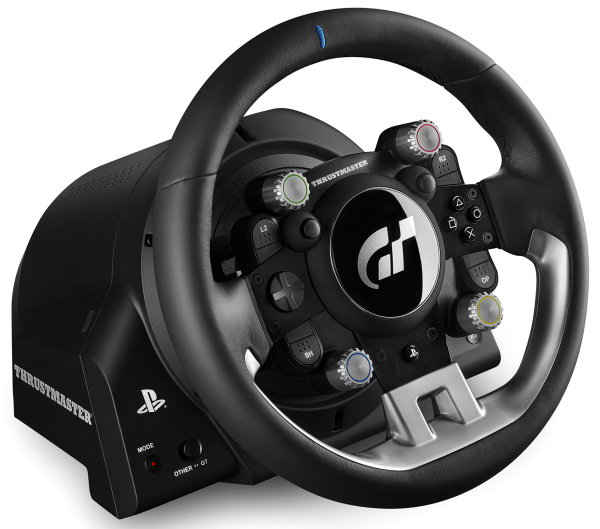 volant thrustmaster t gt pro ps4 a pc ped ly ern euronics. Black Bedroom Furniture Sets. Home Design Ideas