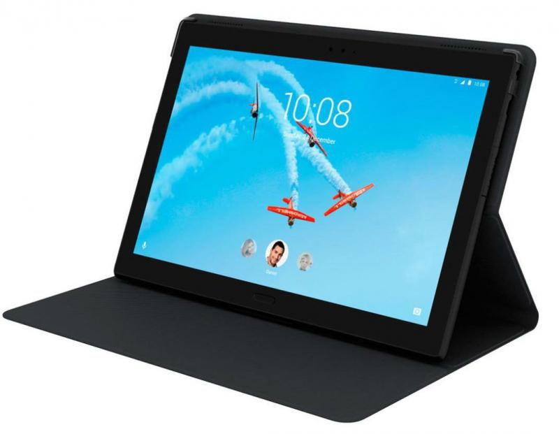e8373127b3 Pouzdro na tablet Lenovo Folio Case Film pro TAB4 10 Plus černé ...
