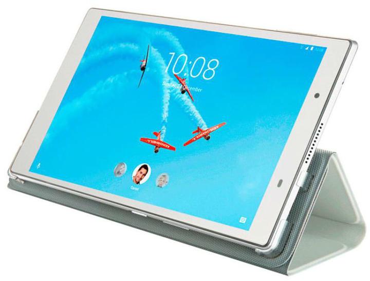 39394c6461 ... Pouzdro na tablet Lenovo Folio Case Film pro TAB4 8 Plus šedé