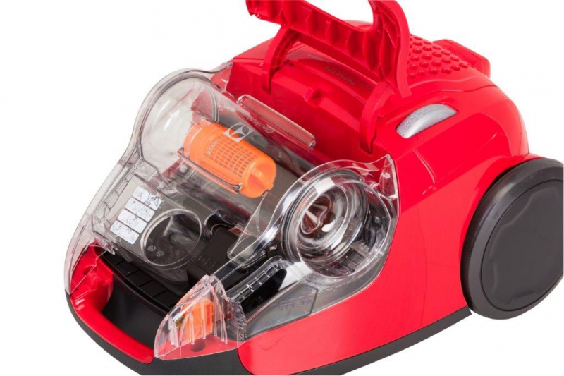 939c0712a Vysavač podlahový Electrolux SuperCyclone ESC61LR červený | EURONICS
