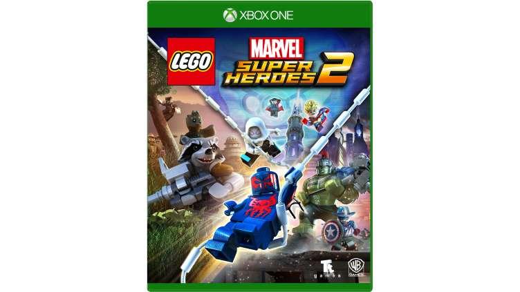 Hra Ostatní Xbox ONE LEGO Marvel Super Heroes 2 | EURONICS
