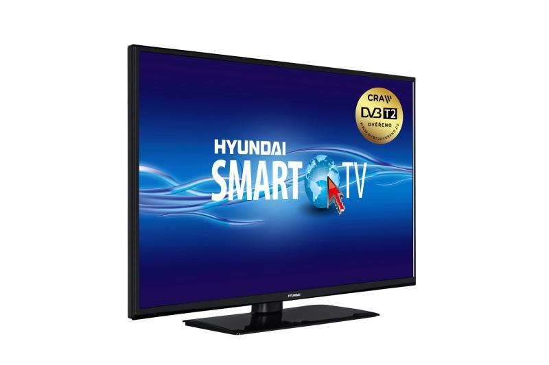 a51d5e5f9 Televize Hyundai FLR 43TS511 SMART černá Televize Hyundai FLR 43TS511 SMART  černá