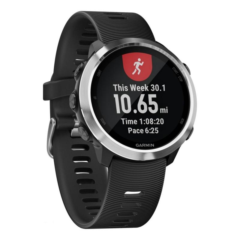 ... GPS hodinky Garmin Forerunner 645 Optic Music černé ... 0f38e66cd64