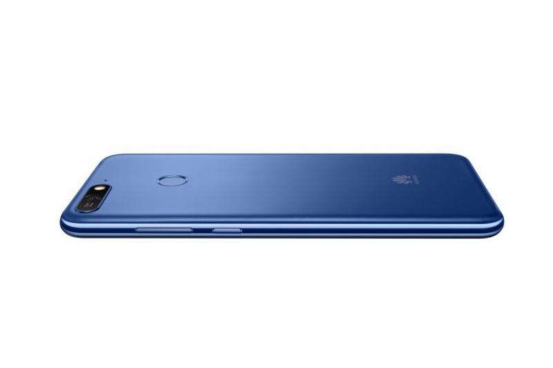 2500c60dc4df8 ... Mobilní telefon Huawei Y6 Prime 2018 Dual SIM modrý + dárek ...