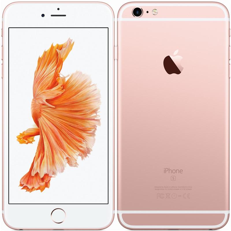 Mobilní telefon Apple iPhone 6s Plus 128GB - Rose Gold + dárek ... 0dda6364208
