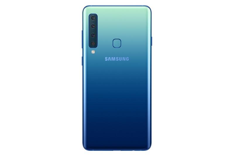 6215f33c5 Mobilní telefon Samsung Galaxy A9 CZ modrý   EURONICS