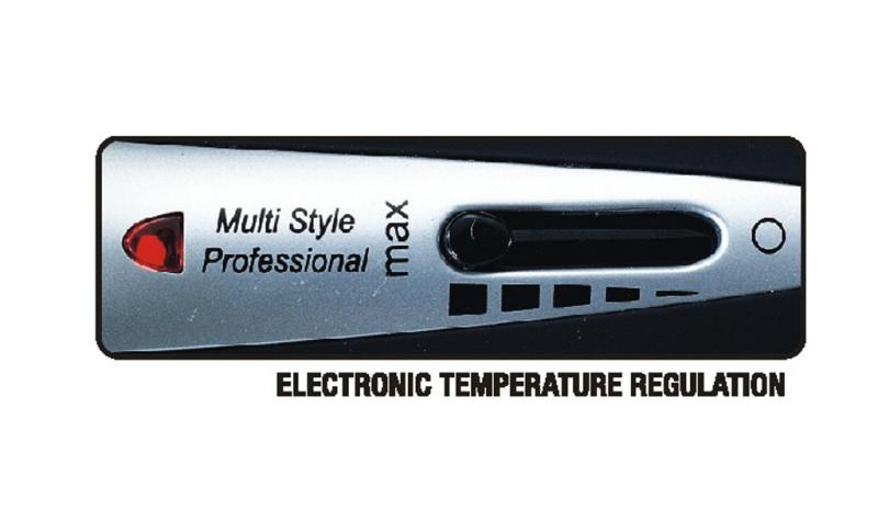 ... Kulma Valera Ionic Profesional Multistyle 640.01 černá stříbrná Video fcdac6900d5