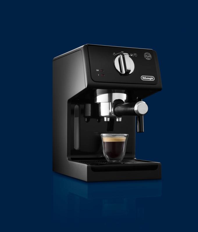 f9be30b96 Espresso DeLonghi ECP 31.21 černé | EURONICS