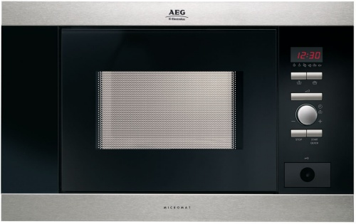 AEG MC1762EM černá/nerez