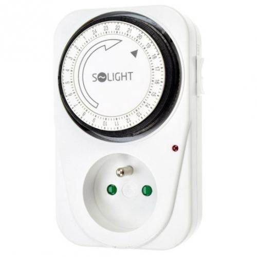 Solight DT01, denní s vypínačem