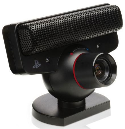 Sony Eye Camera pro PS3 černé