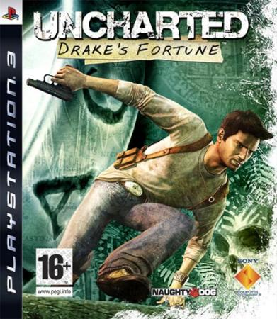 Sony PlayStation 3 Uncharted: Drake´s Fortune (PS719960959)