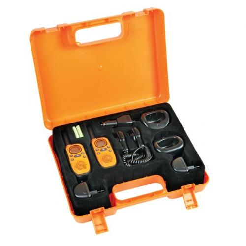 Topcom 9100 oranžová