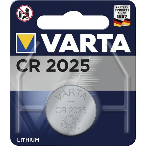 Varta Professional Electronics, CR2025
