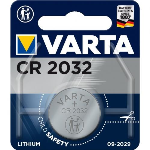 Baterie lithiová Varta CR2032, blistr 1ks