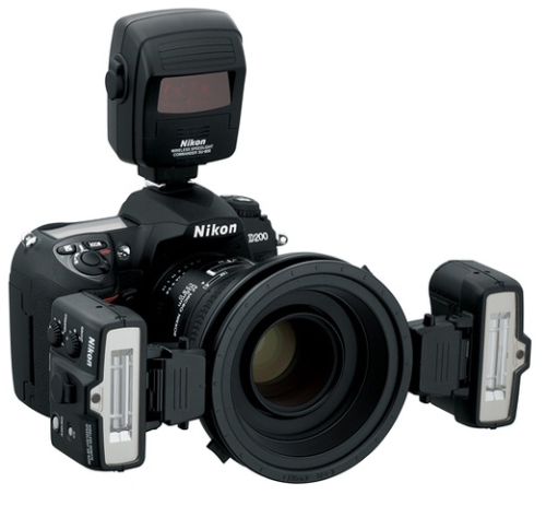 Nikon SB-R1C1 MAKRO ZÁBLESKOVÝ KIT (s SU-800)(1x SU-800, 2x SB-R200, 1x SX-1, 2x SW-11, 5x SY-1, 2x SZ-1, 2x SJ-R200, 2x AS-20, 1x SG-3IR, 1x SW-C1, 1x SW-12, 1x SS-SU800, 2x SS-R200, 1x SS-SX1, 1x SS-MS1) černý