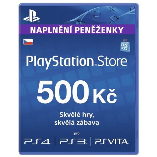 Sony PSPGO, PS VITA, PS3, PS4, PSP v hodnotě 500,- kč