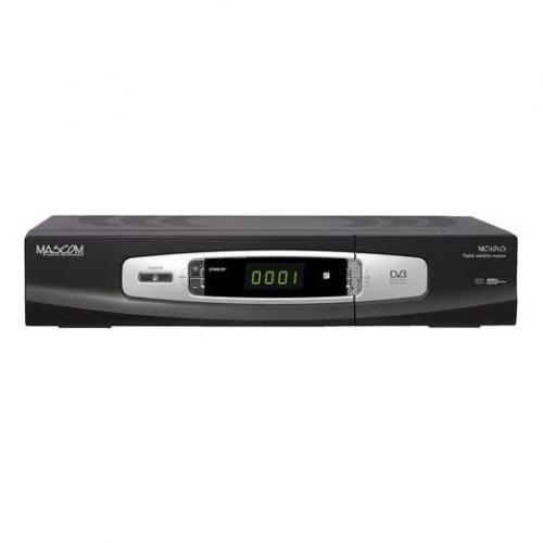 Mascom S-1101B/80MBL + CSLINK černý