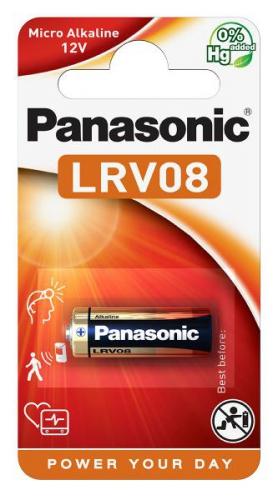 Fotografie Panasonic 23A,12V, 38mAh, LRV08/1BP