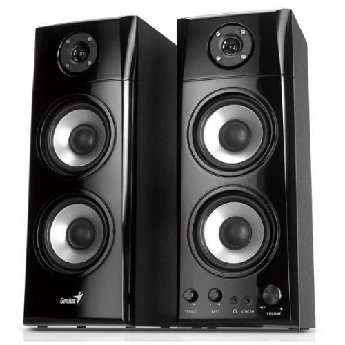 Reproduktory Genius SP-HF1800A 2.0 černé