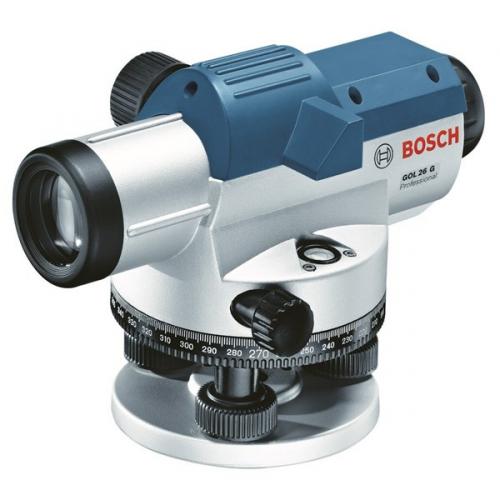 Bosch GOL 26 G Professional + BT 160 + GR 500