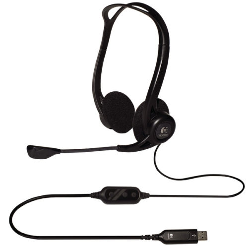 Logitech 960 USB černý