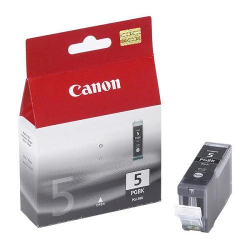 Canon PGI-5Bk, 360 stran - originální černá