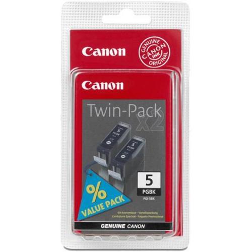 Canon PGI-5Bk Twin - originální černá