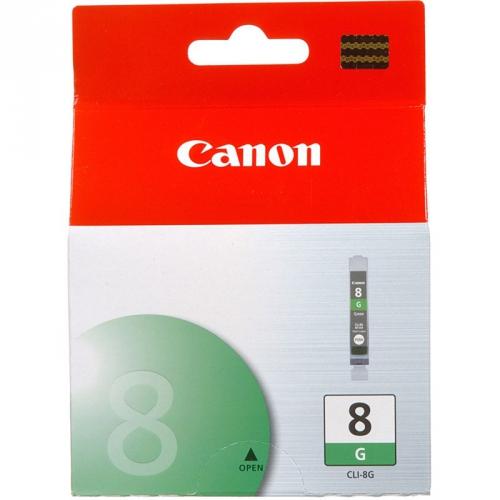Canon CLI-8G, 420 stran - originální zelená