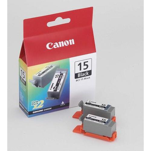Canon BCI-15Bk, 390 stran - originální černá
