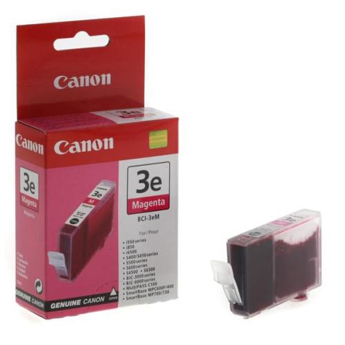 Canon BCI-3eM, 280 stran - originální červená