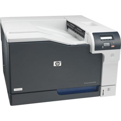 Tiskárna laserová HP Color LaserJet Professional CP5225dn černá/šedá (A3, 20str./min, 20str./min, 600 x 600, 448 MB, USB)