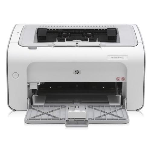 HP LaserJet Pro P1102 šedá/bílá
