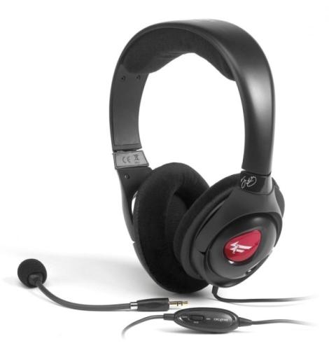 Creative Labs HS-800 Fatal1ty černý